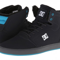 Pantofi sport barbati 103 DC Crisis High WNT | 100% originali | Livrare cca 10 zile lucratoare | Aducem pe comanda orice produs din SUA - Adidasi barbati Dc Shoes