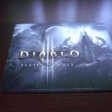 Mousepad - Diablo III Reaper of Souls ( Malthael Mousepad ) , original Blizzard