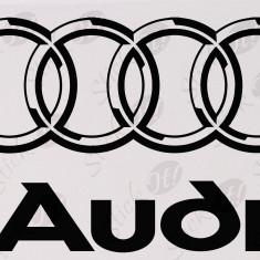 Audi_Sticker Auto_Tuning_CDEC-004-Dimensiune: 10 cm. X 6 cm. - Orice culoare, Orice dimensiune
