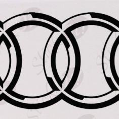 Audi_Sticker Auto_Tuning_CDEC-003-Dimensiune: 25 cm. X 10 cm. - Orice culoare, Orice dimensiune