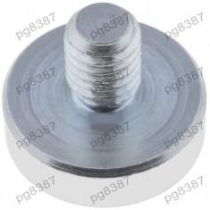 Magnet fix, neodim, 16x4,5mm, filet exterior M6, Elesa+Ganter - 050549