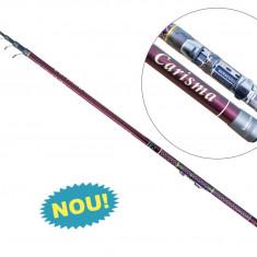 Lanseta fibra de carbon Baracuda Carisma Bolognese 5005 ( 5 metri )