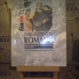 Silviu Angelescu - Limba si literatura romana manual pentru clasa a IX a - Manual scolar, Clasa 9, Alte materii