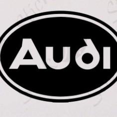 Audi_Sticker Auto_Tuning_CDEC-006-Dimensiune: 10 cm. X 7 cm. - Orice culoare, Orice dimensiune