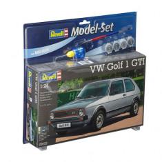 Model Set Revell VW Golf 1 GTI - 67072 - Macheta Aeromodel