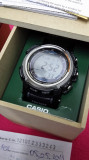 Ceas Casio ProTrek PRW-2000-1ER Punta Baretti Radio-Controlled, Solar, Lux - sport, Quartz, Inox