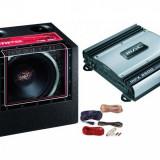 Subwoofer auto +Aplificator MAC - Pachete car audio auto