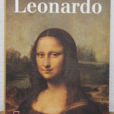 LEONARDO- COLECTIA VIATA DE ARTIST /RAO - Album Pictura