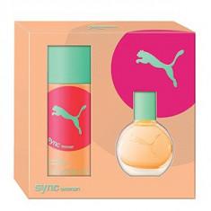 Puma Sync Woman Set 20+50 pentru femei - Set parfum