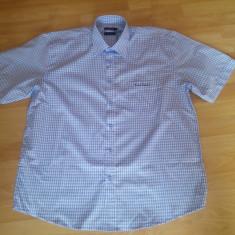 Camasa Pierre Cardin - Camasa barbati Pierre Cardin, XL, Maneca scurta, Alb