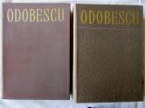 """""""OPERE - 2 vol."""", Vol. I + II, Al. Odobescu, 1967. Ed. critica T. Vianu /Al Dima"""