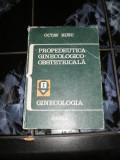 Propedeutica ginecologico-obstetricala Octav Rusu
