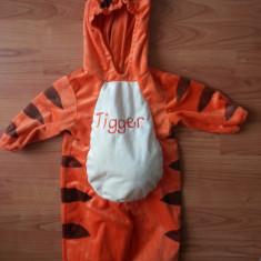 Costum tigru 9 luni - Costum copii, Culoare: Din imagine
