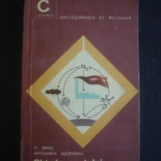 M. SPINZI * ANTOANETA SUCEVEANU - CHIMIA AZOTULUI
