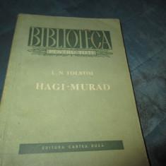 LEV TOLSTOI - HAGI-MURAD