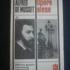 ALFRED DE MUSSET - OPERE ALESE - Roman, Anul publicarii: 1969