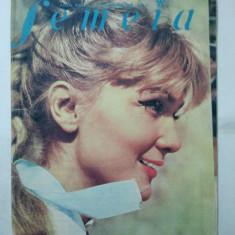 REVISTA FEMEIA { NUMARUL 11 ANUL 1969 }