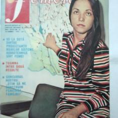 REVISTA FEMEIA { NUMARUL 10 ANUL 1975 }
