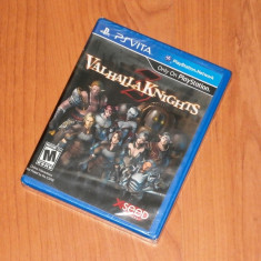 Joc PS Vita - Valhalla Knights 3, nou, sigilat - Jocuri PS Vita, Role playing, 12+, Single player
