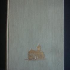 GRIGORE IONESCU - BUCURESTI ORASUL SI MONUMENTELE SALE  {1956}