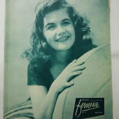 REVISTA FEMEIA { NUMARUL 7 ANUL 1959 }