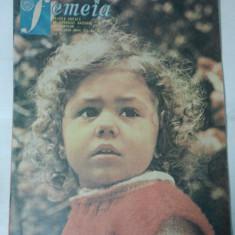 REVISTA FEMEIA { NUMARUL 6 ANUL 1988 }