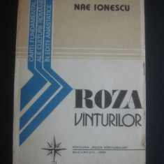NAE IONESCU - ROZA VINTURILOR
