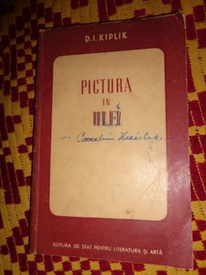 Pictura in ulei- Kiplik foto