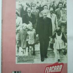 REVISTA FLACARA { NUMARUL 20 ANUL 1957 }