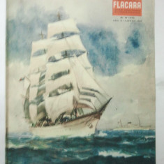 REVISTA FLACARA { NUMARUL 18 ANUL 1957 }