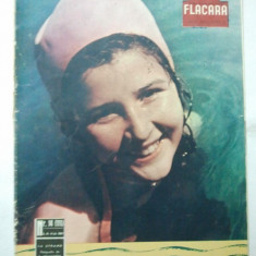 REVISTA FLACARA { NUMARUL 14 ANUL 1957 }