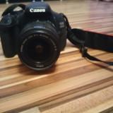 APARAT FOTO CANON EOS 600D DSLR, Kit (cu obiectiv)