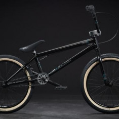 BMX We The People 2012 Versus PERFECTA STARE. + 2 Peguri - Bicicleta BMX Wtp, 21 inch, Otel, Negru