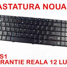 TASTATURA ASUS K50 K50IN F52 K51 K60 K61 K70 P50 PRO5 X5D X70 K50AD K51AC K60IJ