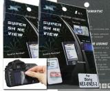 Folie de protectie pentru LCD Sony Nex3/Nex5