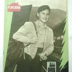 REVISTA FLACARA { NUMARUL 15 ANUL 1957 }
