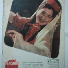 REVISTA FLACARA { NUMARUL 8 ANUL 1957 }