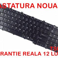 TASTATURA LAPTOP TOSHIBA C650 C650D C655 C660 C660D L650 L750 L750D L755 L775