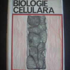 ILIE DICULESCU, DOINA ONICESCU, LETITIA MISCHIU - BIOLOGIE CELULARA