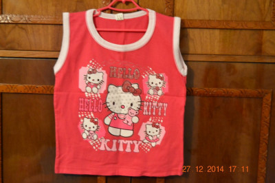 Costumas Hello Kitty foto