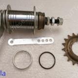 "Butuc AUTOMAT complet Spate bicicleta 28"" - Piesa bicicleta"