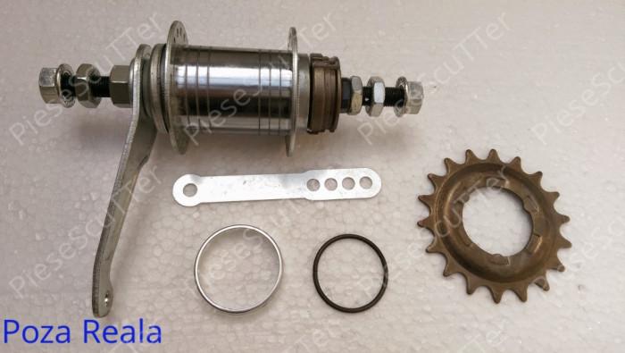 "Butuc AUTOMAT complet Spate bicicleta 28"""
