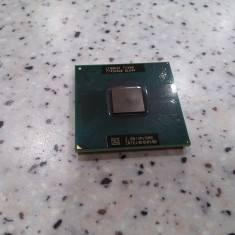 Procesor laptop intel T7250 core 2 duo 2.00/2M/800 socket P, testat, Intel Core 2 Duo, 1500- 2000 MHz, Numar nuclee: 2, P
