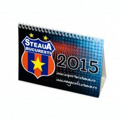 Calendar birou Steaua 2015