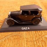 GAZ A, 1/43 DE AGOSTINI - Macheta auto