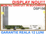 DISPLAY 15.6 LED LAPTOP ECRAN N156B6-L0B N156BGE-L21 B156XW02 CLAA156WA11A NOU!!, Glossy