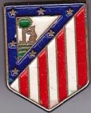 Insigna fotbal ATLETICO MADRID (Spania)