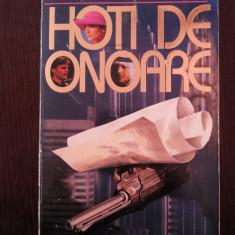 HOTI DE ONOARE -- Jeffrey Archer -- 1995, 443 p. - Roman, Rao