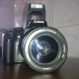 CANON EOS 350D. - DSLR Canon, Kit (cu obiectiv), 8 Mpx, HD
