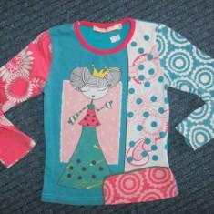 Bluzita colorata, marca Sancred Denim, fete 3-4 ani/ 98-104 cm, Culoare: Multicolor